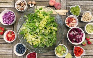 Aliments pour la santé des cheveux
